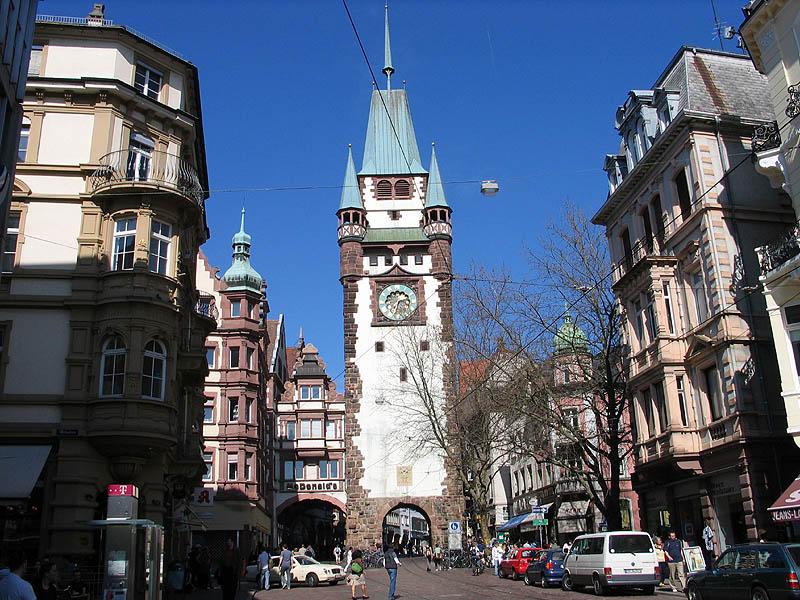 Freiburg im Breisgau is
